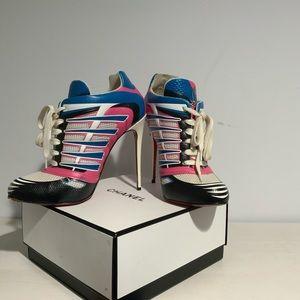 Christian Louboutin sneaker heels